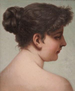 malarz europejski, Portret kobiety