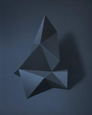 Marlena Lenart (ur. 1984) - Polyhedron I, 2017