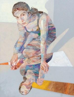 Adam Wątor, Dziewczyna i Narcyz, 2020