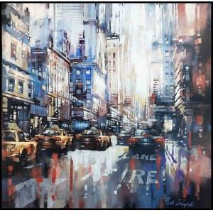 Piotr Zawadzki, Metropolis NYC Gold, 2020