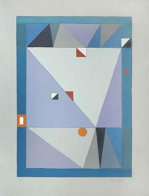 JERZY NOWOSIELSKI, Abstrakcja 1997