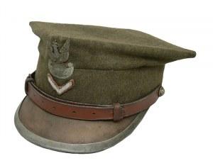 CZAPKA ROGATYWKA SIERŻANTA/WACHMISTRZA WZ 1919