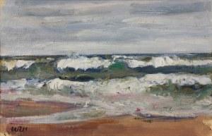 Wojciech Weiss (1875 - 1950), Morze