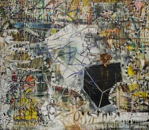 Anna Jarzymowska (1988), Chaos 01 (2014)