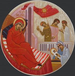 Ivan Dashko, Narodziny Marii, 2018