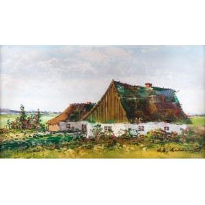 Andrzej Malinowski (1885 Czempin - 1932 Poznań) - W lecie
