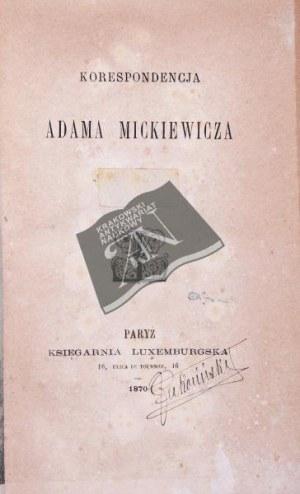 MICKIEWICZ Adam