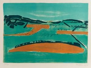 Henryk Hayden (1883 Warszawa - 1970 Paryż), Pejzaż, 1908 r.