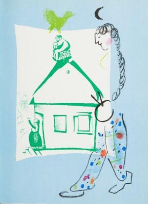 Marc Chagall (1887-1985), Litografie Chagalla, książka