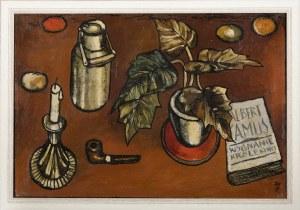 Benon LIBERSKI (1926-1983), Martwa natura (1965)