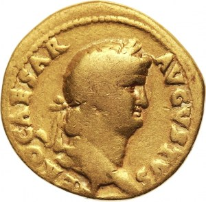 Roman Empire, Nero 54-68, Aureus