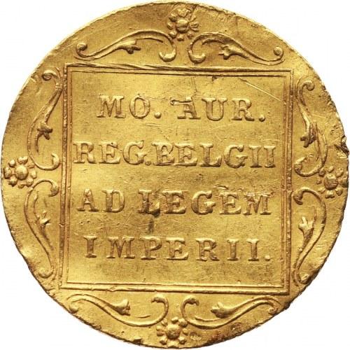 Niderlandy, Wilhelm I, dukat 1839, Utrecht