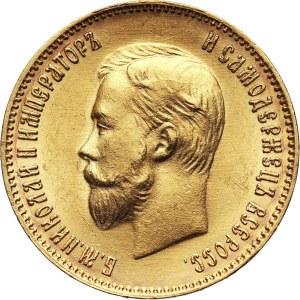 Rosja, Mikołaj II, 10 rubli 1903 (АР), Petersburg