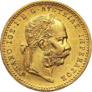 Austria, Franciszek Józef I, dukat 1893, Wiedeń
