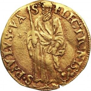 Watykan, Paweł III 1534-1549, Scudo d'Oro, Rzym