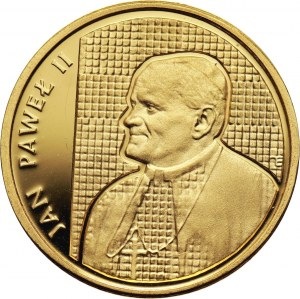 PRL, 2000 złotych 1989, Jan Paweł II