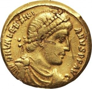 Roman Empire, Valentinian I 364-375, Solidus, Antioch