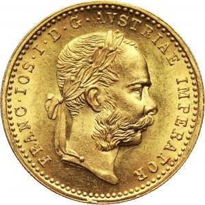 Austria, Franciszek Józef I, dukat 1892, Wiedeń