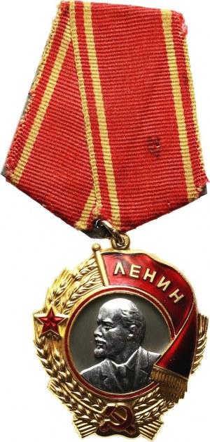Rosja, ZSRR, Order Lenina