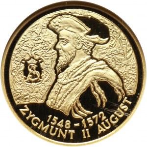 III RP, 100 złotych 1999, Zygmunt II August