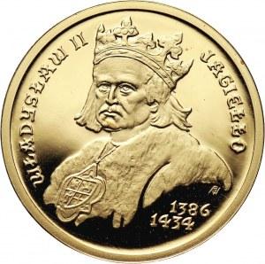 III RP, 100 złotych 2002, Władysław II Jagiełło