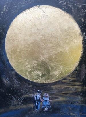Mariola Świgulska, Księżycowa miłość, 2020