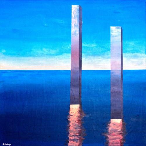 Bernard Pietraga, Sea, 2020