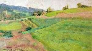 Felix FRANIĆ (1871-1937), Pejzaż