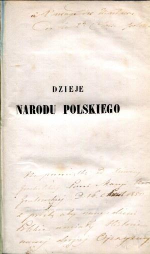 Dzieje narodu polskiego 1848