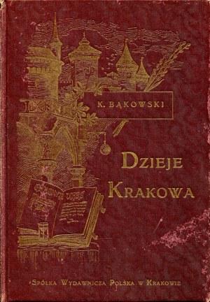 Dzieje Krakowa Bąkowski