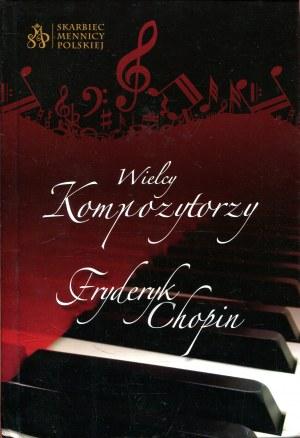Skarbiec Mennicy Polskiej. Fryderyk Chopin. Srebrna moneta