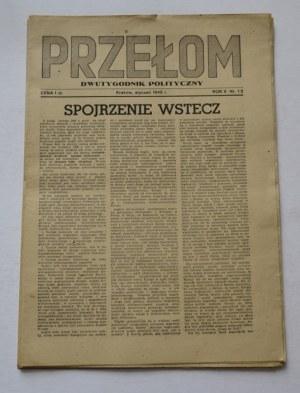 Przełom 1944 - 1945 Komplet wydawniczy!