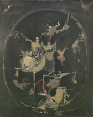 Alfred ABERDAM (1894-1963), Kompozycja