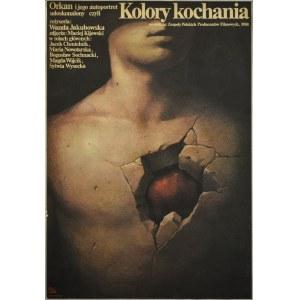 Wiesław Wałkuski Kolory kochania, 1988 r.