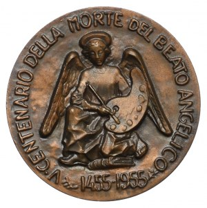 Medal Włochy