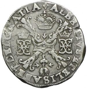 Niderlandy Hiszpańskie, Albert i Elżbieta 1598-1621, patagon, bez daty