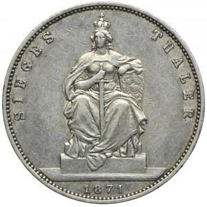 Niemcy, Prusy, talar 1871 A, Berlin