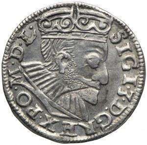 Zygmunt III Waza, trojak 1592, Poznań
