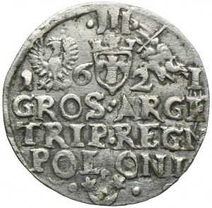 Zygmunt III Waza, trojak 1621, Kraków