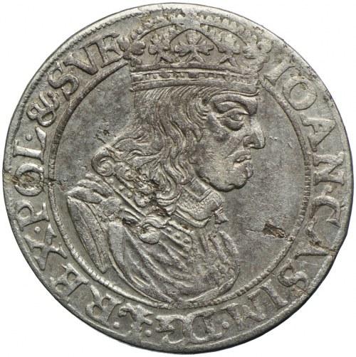 Jan II Kazimierz, szóstak 1660 TLB