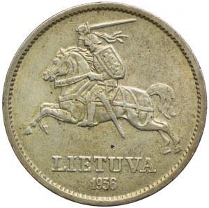 Litwa, 10 litu 1936