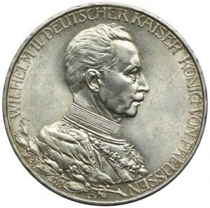 Niemcy, Prusy, 3 marki 1913 A, Berlin