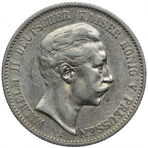 Niemcy, Prusy, Wilhelm II, 2 marki 1896 A, Berlin