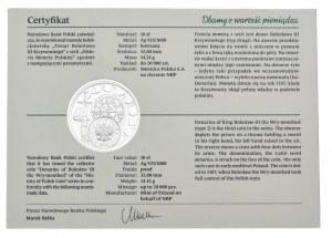 10 złotych 2014, denar Bolesława III Krzywoustego