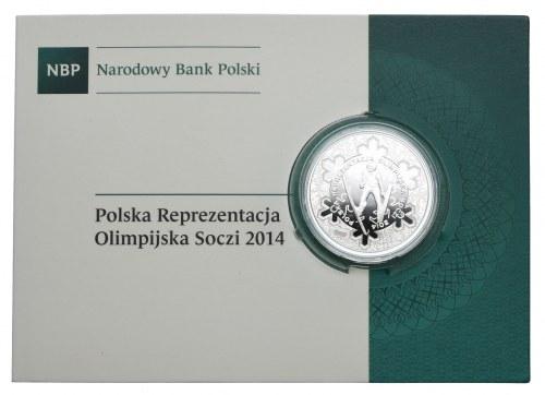 10 złotych 2014, Olimpiada w Soczi