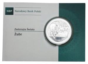 20 złotych 2013, Żubr