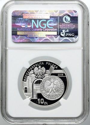 10 złotych 2006, Dzieje złotego-Głowa Kobiety, NGC PF69