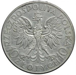 10 złotych 1933, Jan III Sobieski