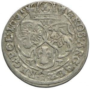 Jan II Kazimierz, szóstak 1661 TT, Bydgoszcz