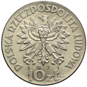 10 złotych 1971 FAO, PRÓBA